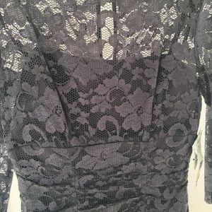 Smokey Lavender Dress